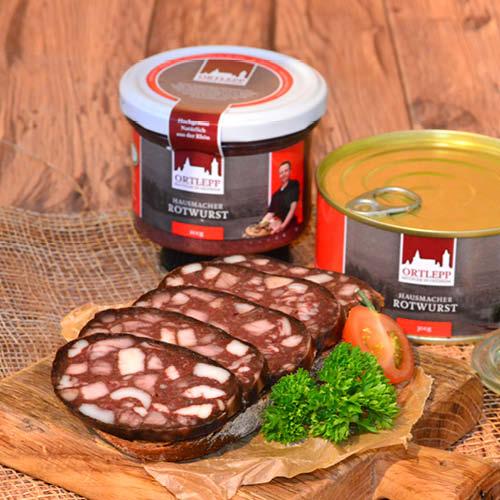 dosen rotwurst